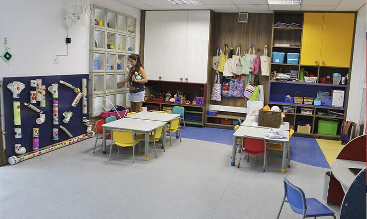 As Práticas das Linguagem das Salas de Educação Infantil